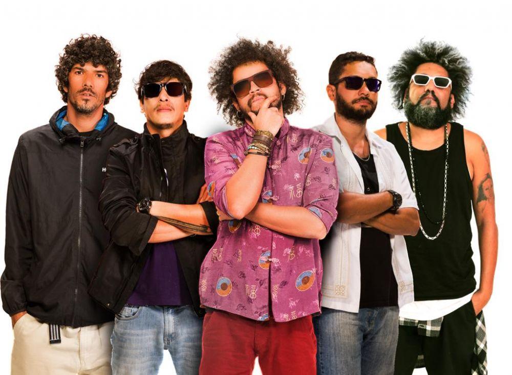 banda de reggae Jah Live