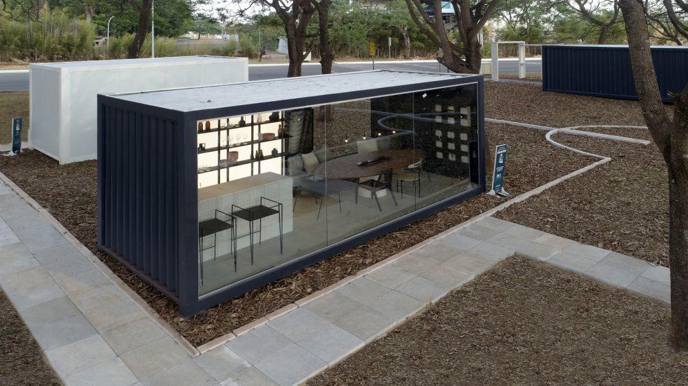 Projeto de Implantação por Sainz Arquitetura Foto: Edgar Cesar