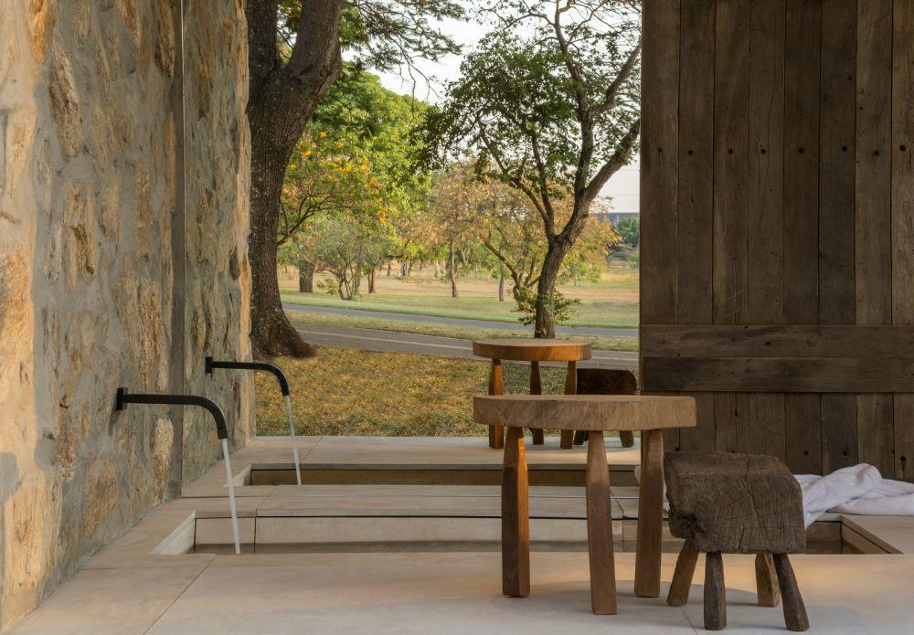 Pausa por Angela Castilho Arquitetura Interiores Foto: Edgar Cesar