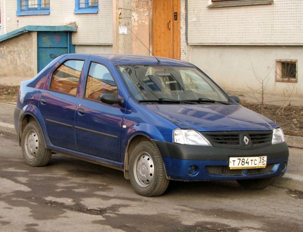 Renault Logan Foto: Creative Commons