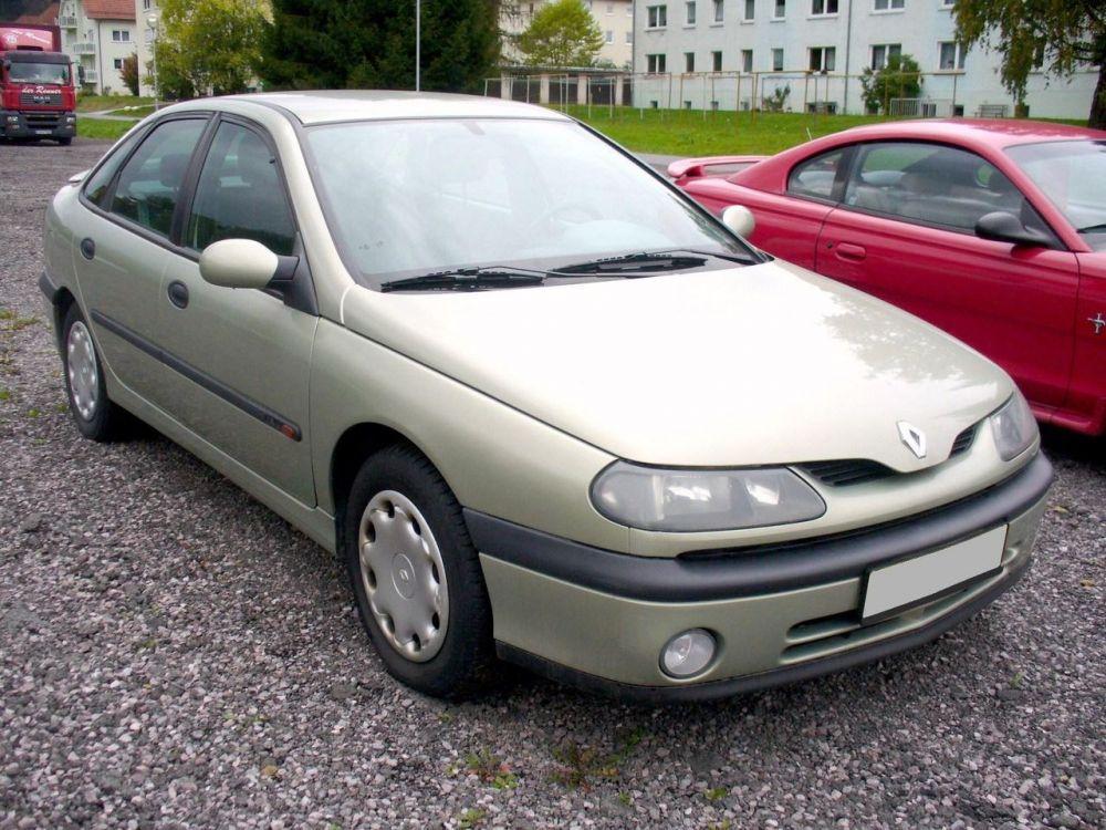 Renault Laguna Foto: Creative Commons
