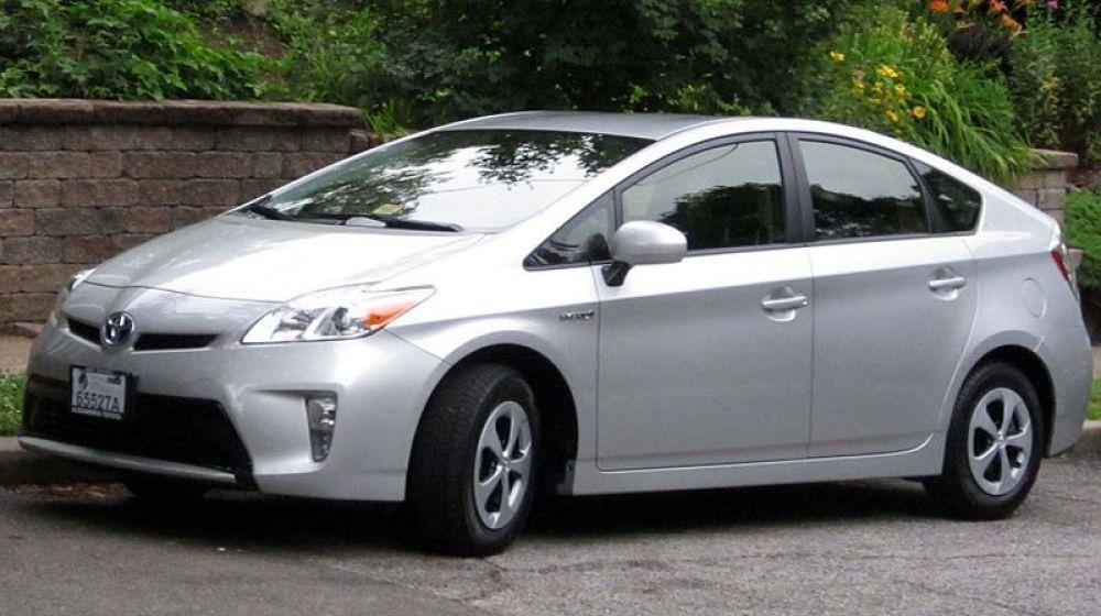 Toyota Prius, o carro que fez o híbrido cair no gosto do brasileiro. Fonte: Creative Commons