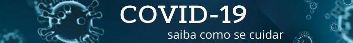 COVID-19 Saiba como se cuidar - 5