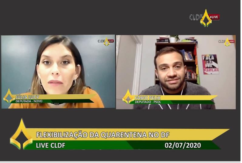Foto: Divulgação/CLDF