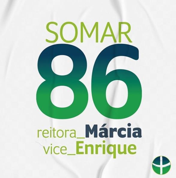 Chapa Somar 86 vence as eleições com 54% dos votos