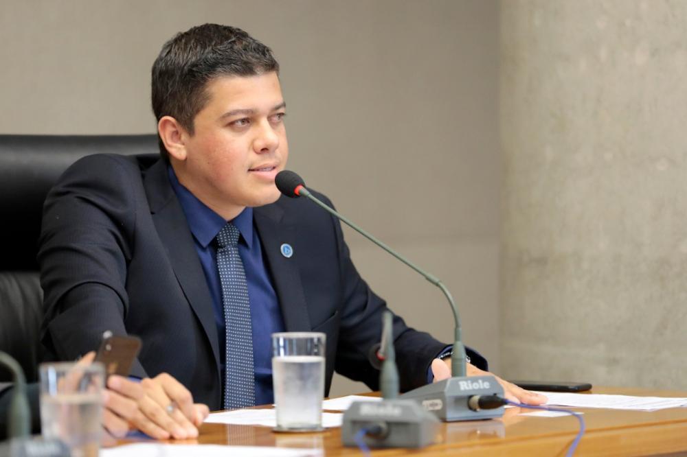 Deputado Daniel Donizet Foto: Mardônio Vieira