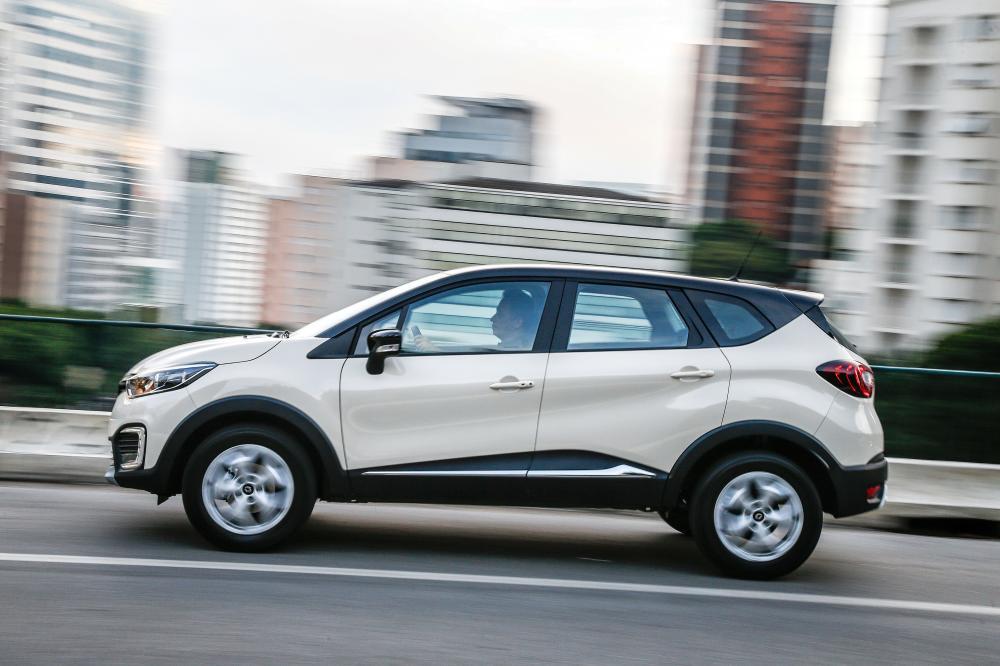 Captur: Imprensa Renault Brasil