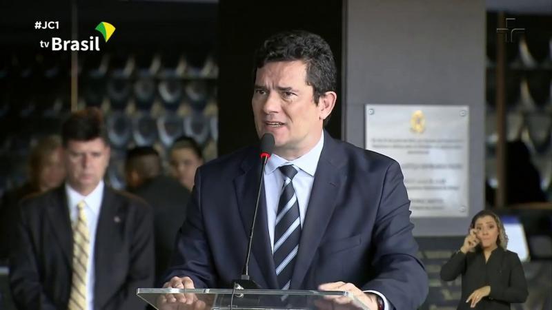 Sergio Moro pede demissão do ministério de Justiça e Segurança Pública